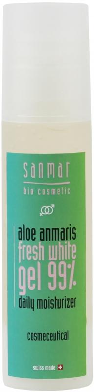Aloe Anmaris Fresh White Gel 99% 100 ml