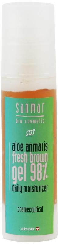 Aloe Anmaris Fresh Brown Gel 98% 100 ml